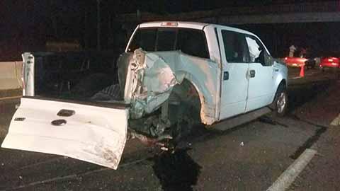 Dos Vehículos Reducidos a Chatarra en Fuerte Accidente, Tuxtla Chico