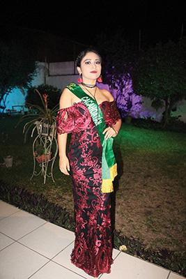 Mariem Figueroa, Miss Earth Cacahoatán 2017.
