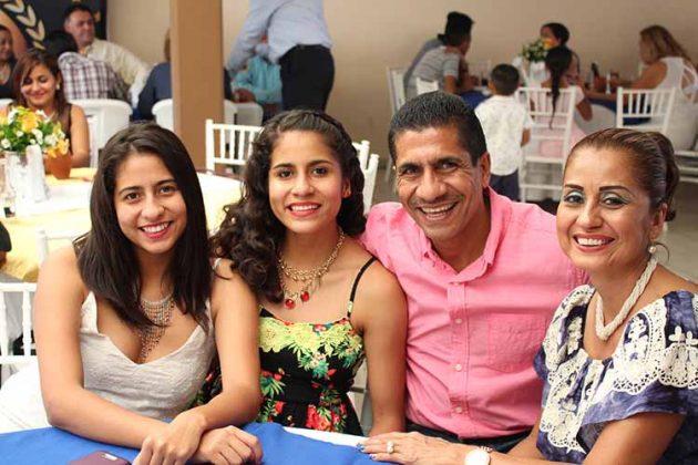 Familia Ramos Torres.