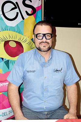 Eduardo Briones Rodas, director de Lumen Consultores.