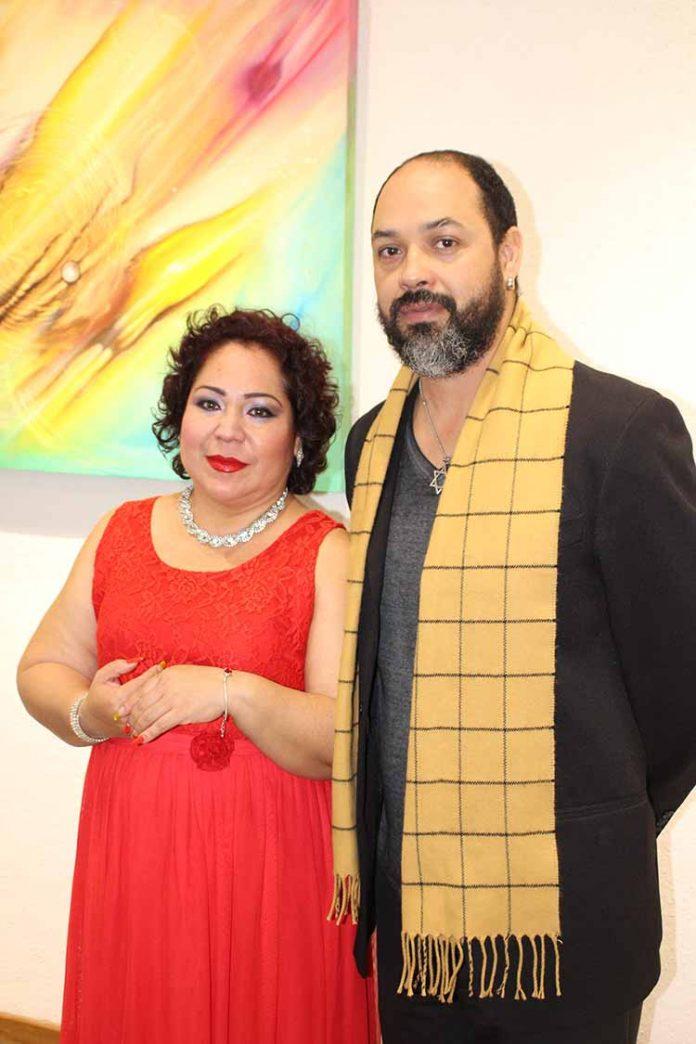 Rouse Maza, Soprano Dramatica, Sinuhé Pacheco, Pianista.