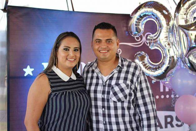 Karina, Jesús Santos.