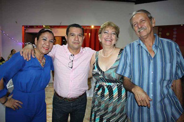Verònica Chiu, Max Castillejos, Erika Graham, Sergio Sànchez.