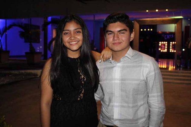 Mariana Ancheita, Bryan Zamora.
