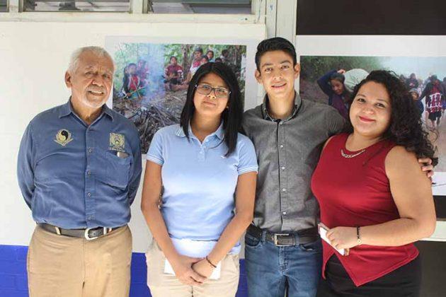 Moisés Sánchez, Marlene Cal y Mayor, Cielo Cruz, Daniela Velázquez.