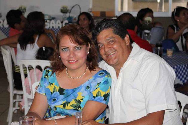 Luz Castellanos, Noel Ramos.