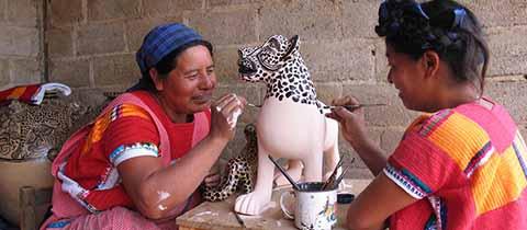 Cerca del 60 % de Productos que Cuentan Con Sello Marca Chiapas son Artesanías