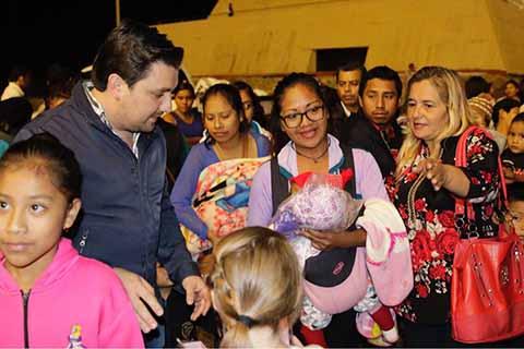 Arranca Fernando Castellanos Festejos del Día de Reyes en Tuxtla Gutiérrez