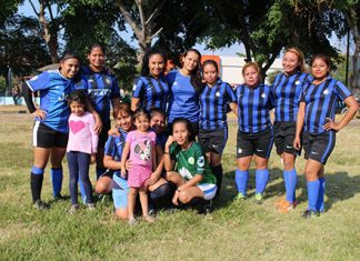 Chicas Club Supera a Rosval
