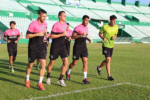 Cafetaleros Debutan en Copa MX