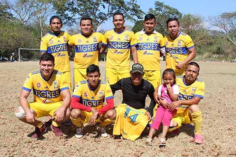 Tigres Devoran a Deportivo Yomara