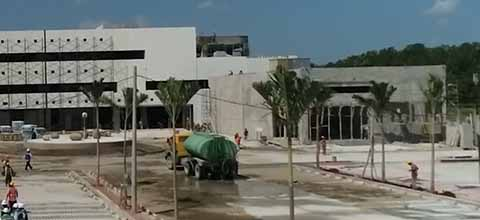 El nosocomio contará con 120 camas y 17 especialidades, duplicando la capacidad de atención, con lo que beneficiará no solo a Tapachula, sino también a los municipios de la Costa, Soconusco y Frontera Sur.
