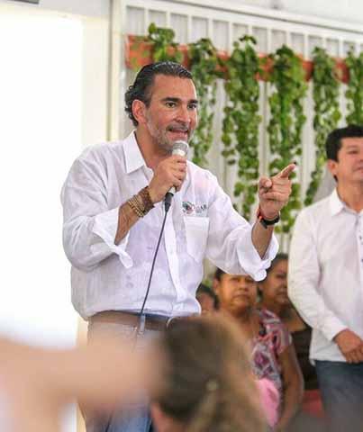 Con Gestiones Honestas, Devolvemos el Sentido Productivo de Tapachula: Melgar