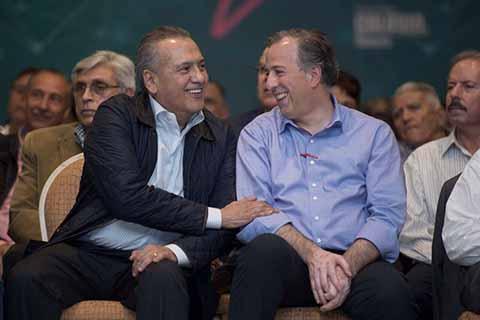 Descarta Meade que Haya Cambio de Precandidato Presidencial en el PRI