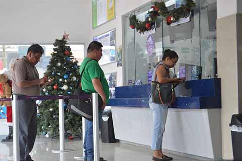 Aumentó 40% Flujo de Pasajeros en Terminales de Autobuses