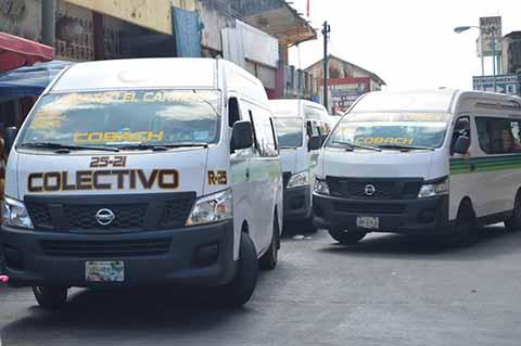 Secretaría del Transporte Sancionará a Quienes Aumenten el Costo del Pasaje