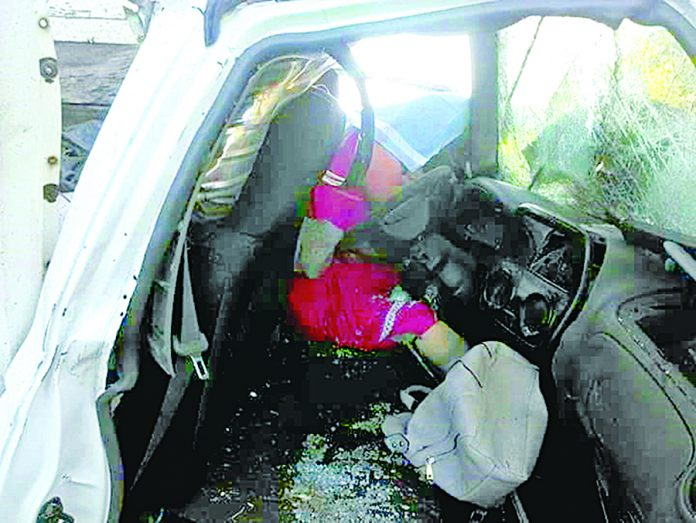 Muere Maestra en Trágico Accidente Carretero