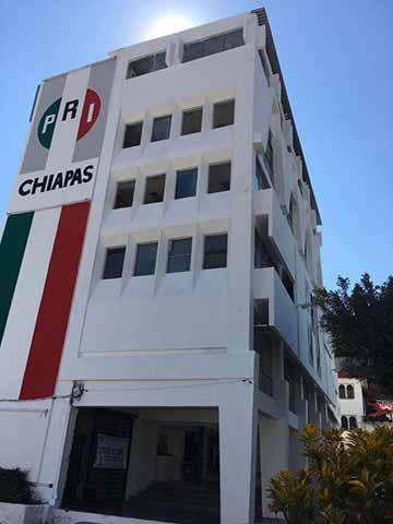 Lanza PRI Convocatoria para Selección de Candidato a Gobernador de Chiapas