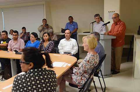 Participa UNACH en la Organización del Taller Internacional de Seguridad y Periodismo de Investigación