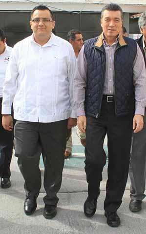 Caminaremos Juntos con Rutilio Escandón: José Antonio Aguilar Castillejos