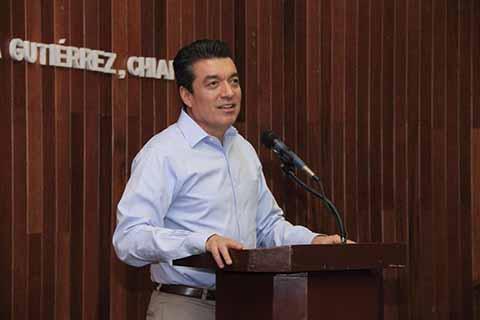 Archivo Judicial se Moderniza Para un Mejor Servicio: Rutilio