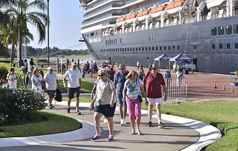 Con el Arribo del Westerdam Inició la Temporada de Cruceros
