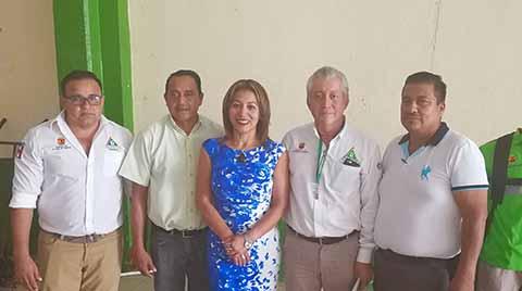 Protección Civil Presenta Proyecto de Seguridad Para La Fiesta Suchiate 2018