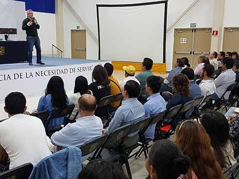 Capacita UNACH Alumnos que Participarán en Programas de Movilidad Nacional e Internacional