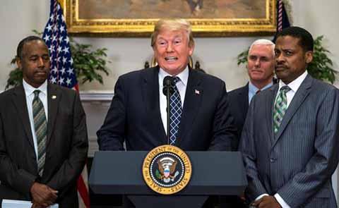 Exigen 54 Países Africanos Disculpa Pública de Trump por Frase Racista