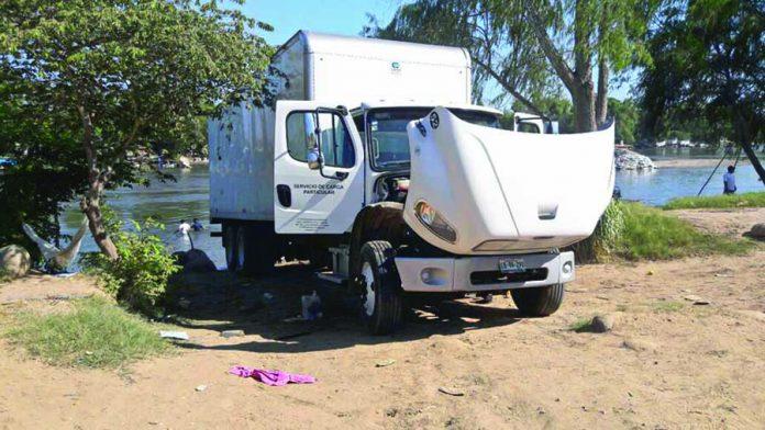 Robaron Camión que Transportaba Medicamentos