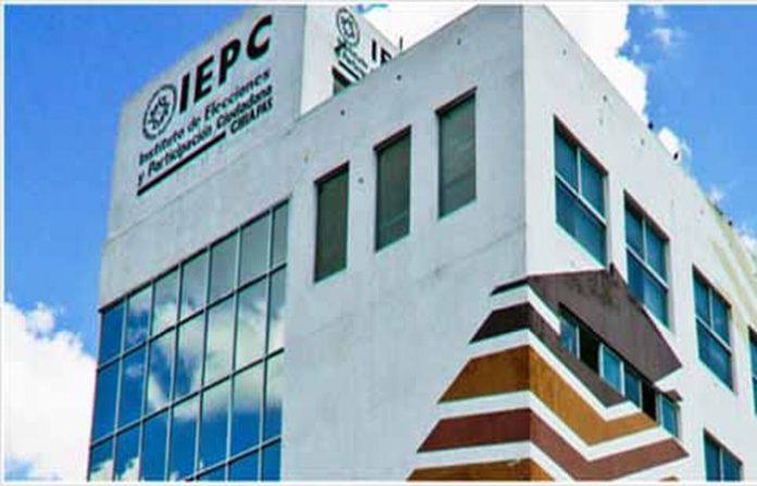 El IEPC Árbitro Para Definir las Alianzas en la Elección de Candidatos a Gobernador