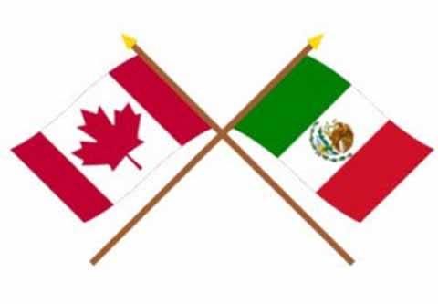 México y Canadá Acuerdan Temas Complejos del TLCAM