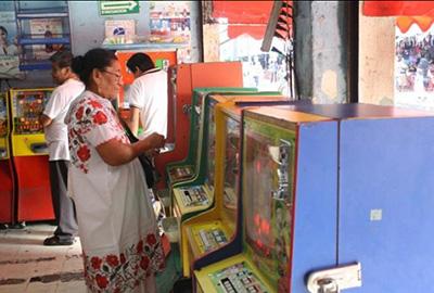 Solapan Autoridades Proliferación de Mini-Casinos en Tapachula