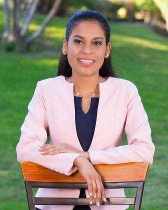 Claudia Santos, Ingeniera Industrial.