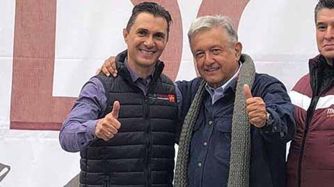 AMLO Destapa al Ex Portero Adolfo Ríos Como Candidato a Alcaldía de Querétaro
