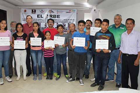 Con la Asistencia de 40 Participantes Culmina Eliminatoria Estatal de Ajedrez