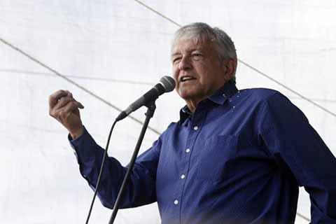 Promete López Obrador Desaparece el CISEN