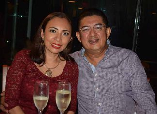 Fanny Trujillo, Jorge Flores.