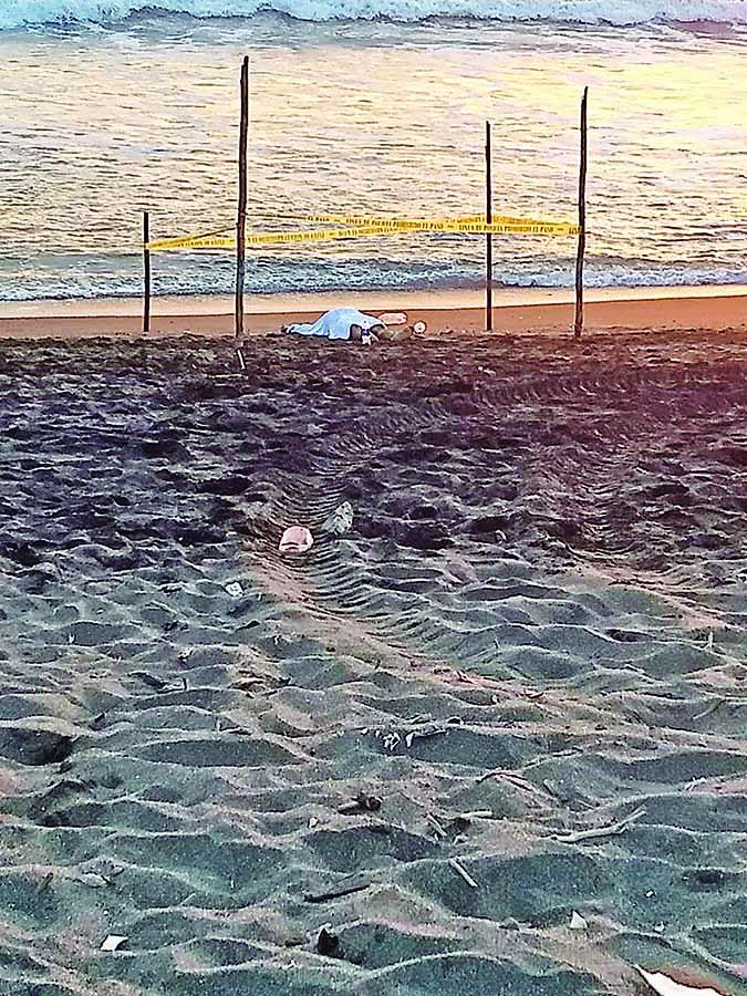 Bailarín Murió Ahogado en Puerto Madero