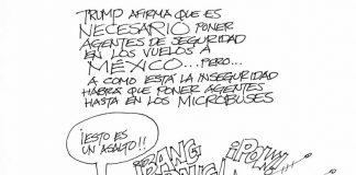 HASTA EN LOS MICROBUSES...
