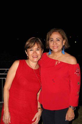 Chabelita Chang, María Esther Rojas.