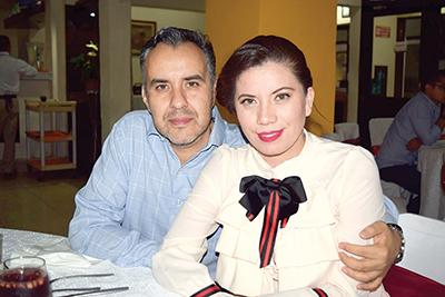 Rosario Olivo, Jorge Hernández.