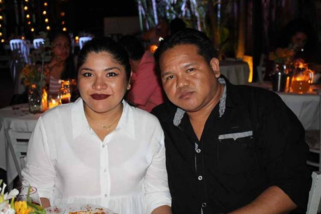 Guadalupe Montesinos, Yosimar Chay.
