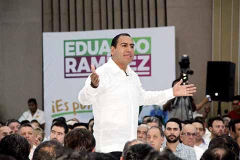 Partido Verde no Quitará el Dedo del Renglón Para ir en Coalición por la Gubernatura en Chiapas