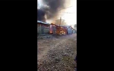 Un Muerto y Seis Heridos Deja Disputa por Predio en San Cristóbal de las Casas