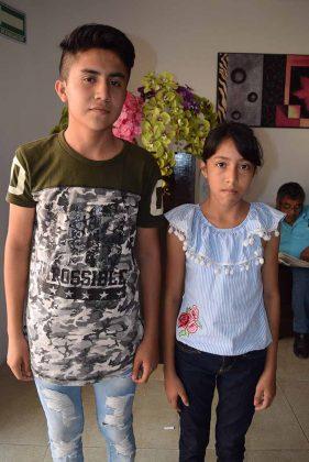 Iván, Guadalupe Mendoza.