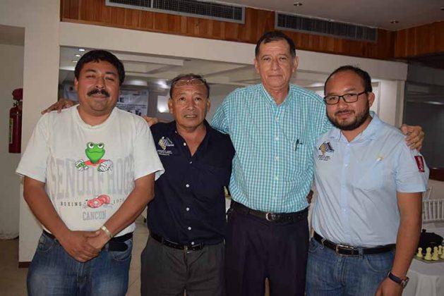 Asociación de ajedrez del estado de Chiapas, presidida por: Enrique Velázquez.
