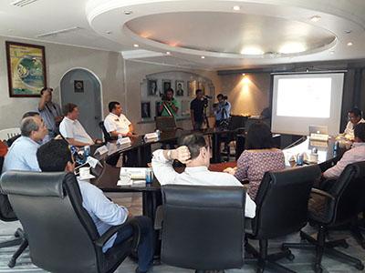 Con el fin de organizar los seminarios y talleres para dar Impulso al desarrollo económico regional, apoyados por la embajada del Reino de los Países Bajos.