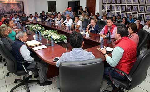 Fomenta Fernando Castellanos Participación Ciudadana Para el Desarrollo de Obras en Beneficio de Tuxtla