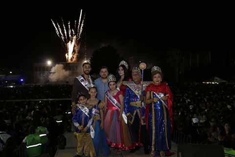 Concluye con Éxito el Carnaval Tuxtla 2018